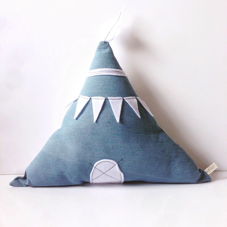 A personal favourite from my Etsy shop https://www.etsy.com/au/listing/268496945/childrens-denim-and-felt-tepee