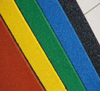 戶外橡膠地墊室外安全地墊兒童橡膠地板