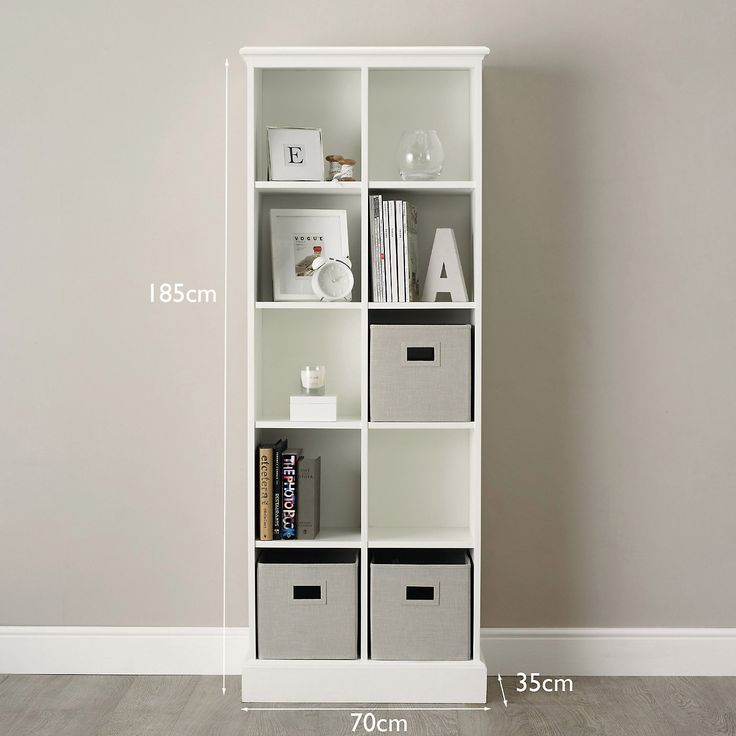 classic 10 cube storage unit the white company