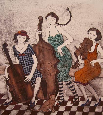Anine Barnard - The trio