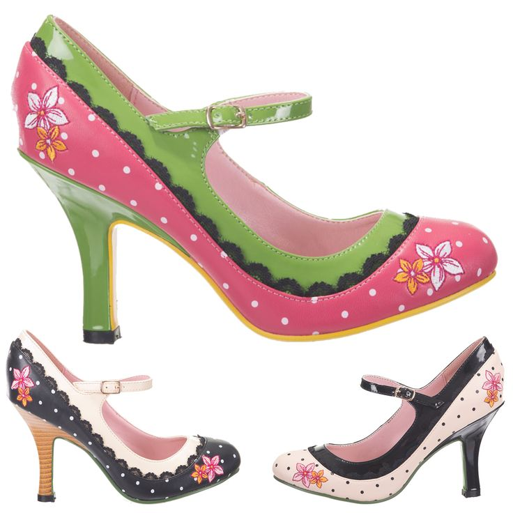 Dancing Days Henley Shoes
