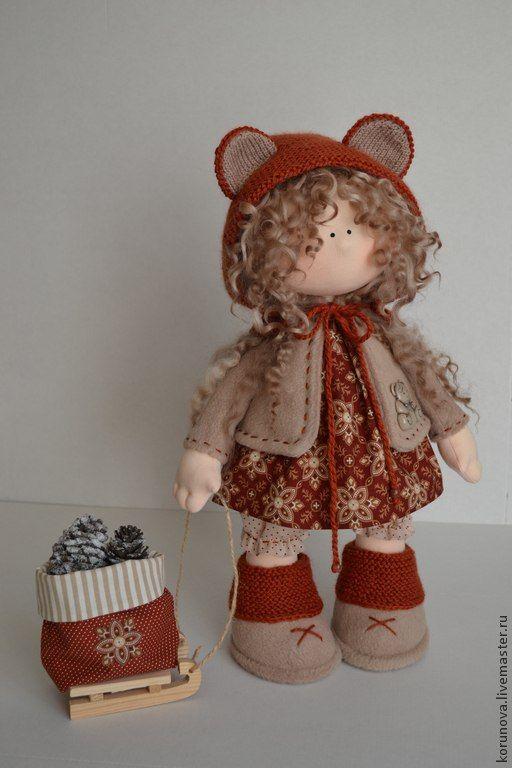 Куклы Елены Коруновой - 27 Октября 2016 - Кукла Тильда. Всё о Тильде, выкройки, мастер-классы.
