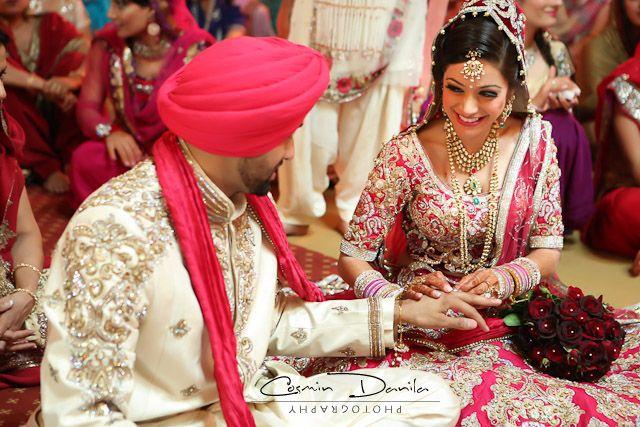 Cosmin Danila - Edmonton Wedding Photography Vancouver Toronto East Indian Sikh Hindu Muslim: Harjyot & Harman - Sikh Wedding in Calgary