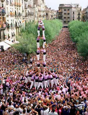 Festivals in Tarragona