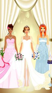 Every girl dream about perfect wedding ceremony, gorgeous dress and unique ring with jewels. Do you dream about your unforgettable wedding day with man you love. Our new Wedding Dress Up Games app can help you to organize your wedding on best way, and take some good wedding ideas. But first, play the game, and help to our bride and groom to dress up. Download free here   https://play.google.com/store/apps/details?id=com.sparrowstudiogames.weddingdressupgames