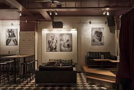 Marie Laveau restaurant http://www.marielaveau.se #Stockholm