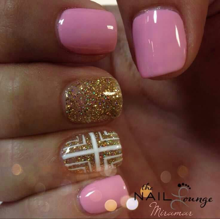 Cute reminds me of the great Gatsby nails