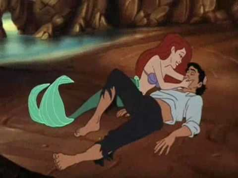 Twilight Trailer ~ Little Mermaid Style - YouTube... this was weird and interesting.