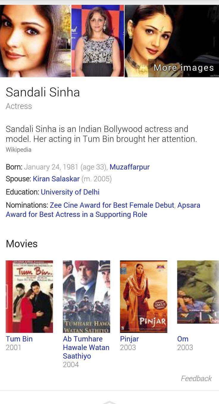 Sandali Sinha