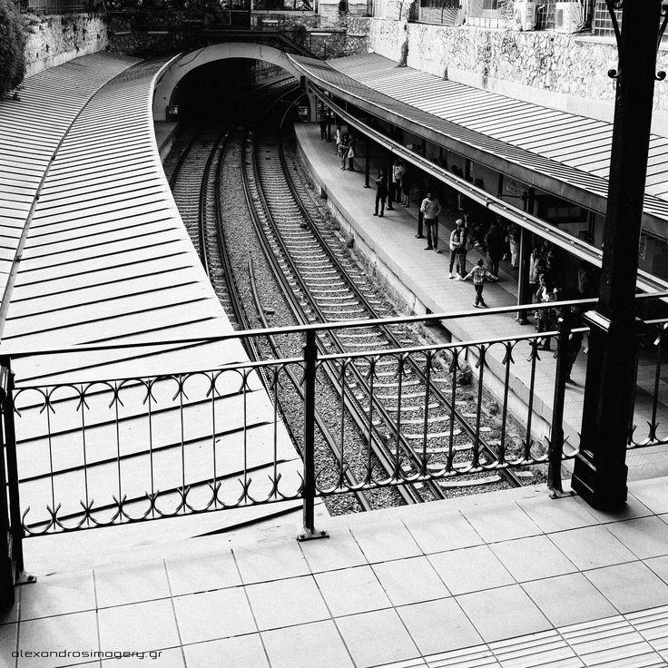 Railway by Alexandros Parotidis on 500px