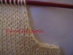 Silvia Graziolli: Como fazer Cava em Tricô !!