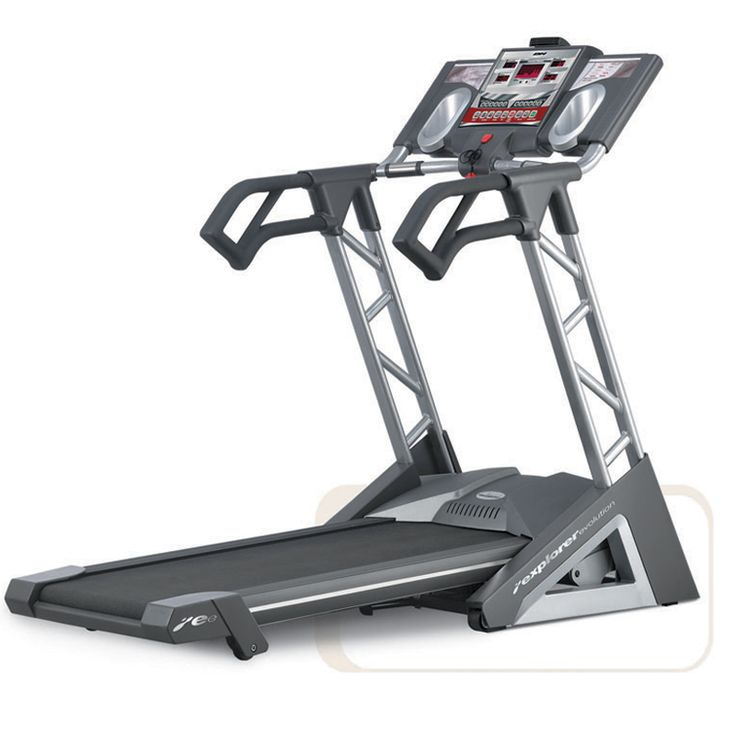 The Explorer Evolution of BH Fitness G 637 Treadmills is an innovative European designed treadmill for the home that comes with advanced controls, performance folding design and neoprene. Quick Start functions and inclines and speed instant keys. Prevents muscle and joints injuries.