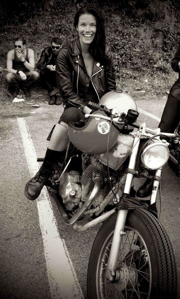 Born Looser #hot #biker #girl