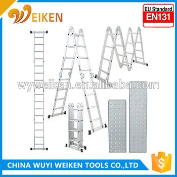 zhejiang aluminum multi position ladder