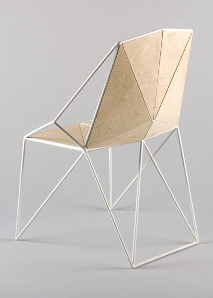 P-11 Chair by Maxim Scherbakov