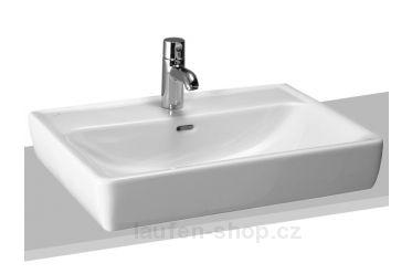 Laufen Pro A umyvadlo broušené 65 x 48 cm s otvorem bílé - Laufen-shop.cz