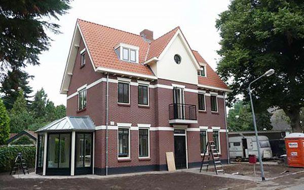 Jonkerweg 2  zomer 2011