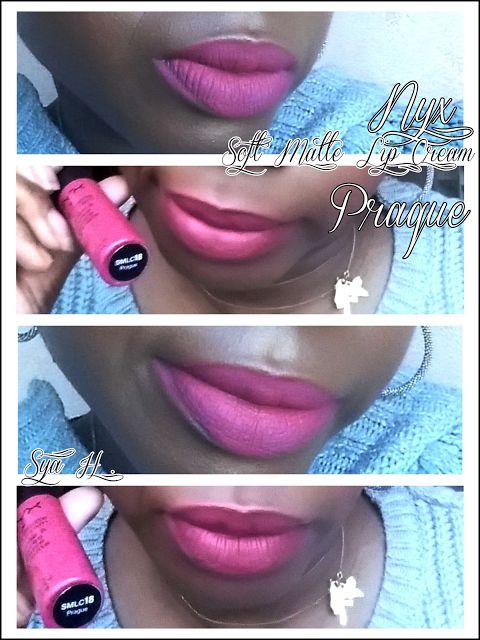 Di Hair box: Friday Lipstick # 26 : Nyx nous invite à Pragues