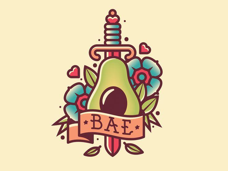 Avocado Is Bae