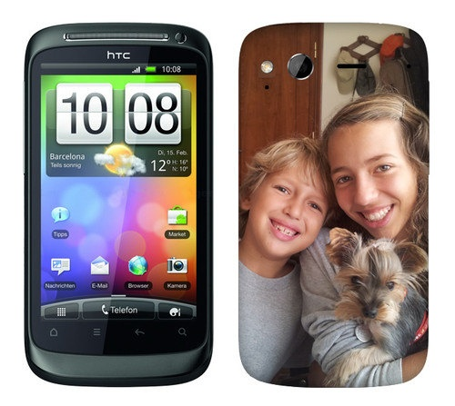 Custom / Personalised HTC WildFire S case/cover by Smartprintshop, €9.99