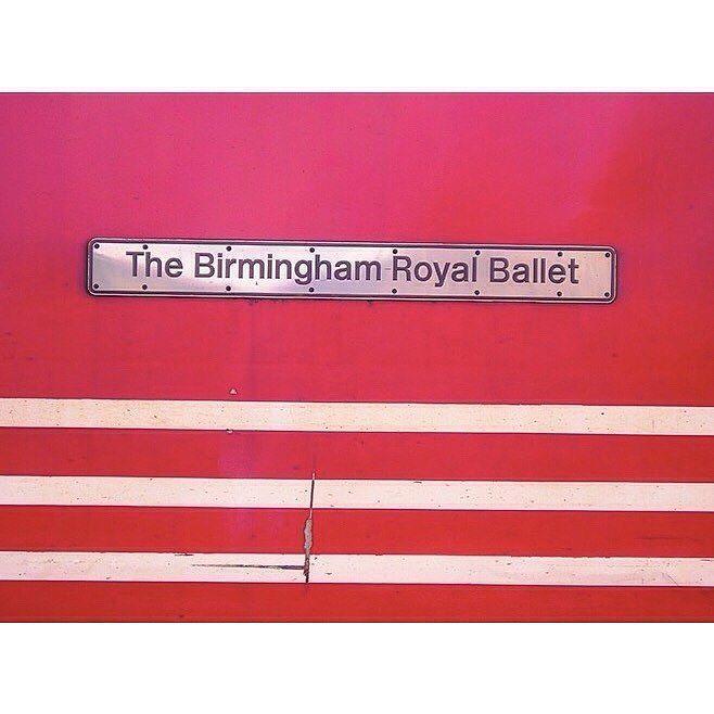 Coucou #royalballet#birmingham ! Fun fact il a été fondé par la danseuse Ninette de Valois #girlpower#ballet#art#culture