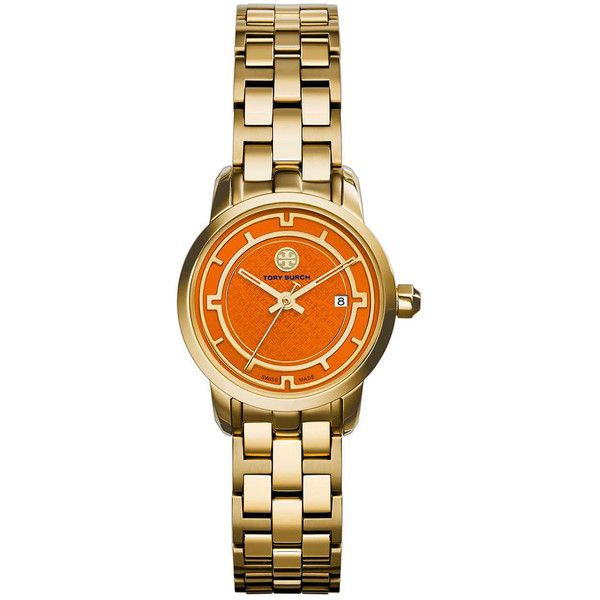 Tory Burch Watches 28mm Tory Golden Bracelet Strap Watch