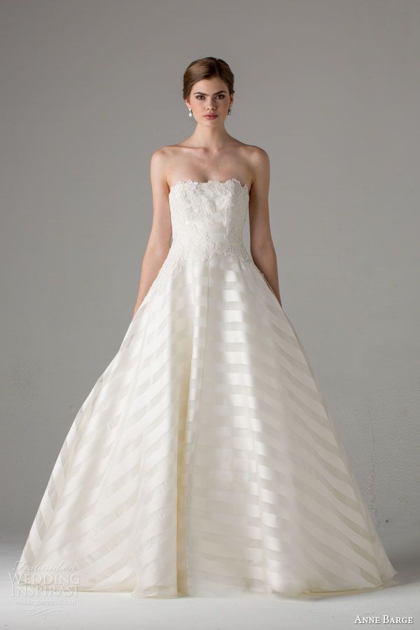 anne barge fall 2015 wedding dresses