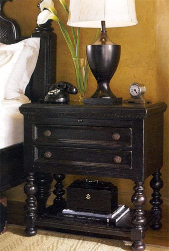 LX 0619 622 Tommy Bahama Kingstown Phillips Night Stand