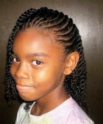 Brilliant 1000 Images About Kids Braids On Pinterest Protective Styles Short Hairstyles For Black Women Fulllsitofus