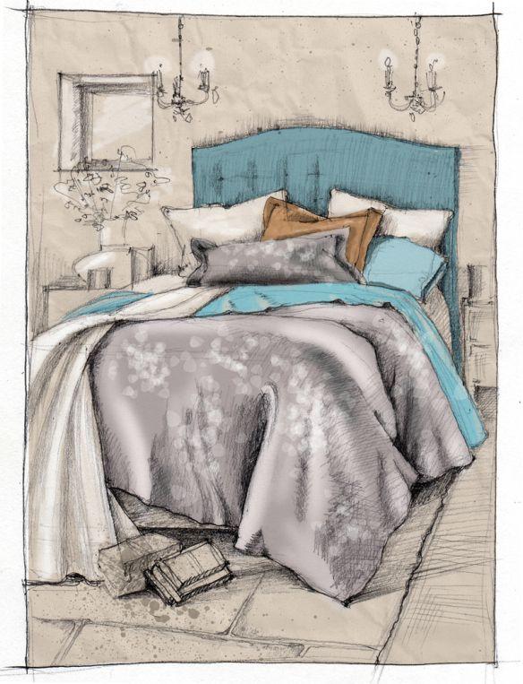 bedroom1 rendered