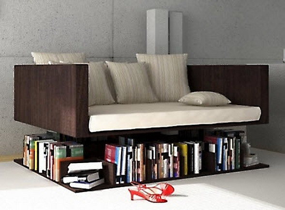 Best Books Architecture Images On Pinterest Book Table - Bookworm bookcase sit and relax surrounding by your favorite books by atelier 010