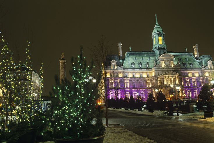 You can always count on the Montreal Casino being open on both Christmas and New Year's Day. Same goes for St. Joseph's Oratory, the Bonsecours Basin's outdoor skating rink, Atrium le 1000's indoor skating rink as well as Notre-Dame Basilica and Notre-Dame-de-Bon-Secours. As for Bota Bota's floating Nordic spa in the Old Port, it's closed Christmas Day BUT open New Year's Day. And the Olympic Village's Village Mammouth is open on both Christmas and New Year's Day.