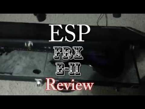 ESP FRX E-ii updated review by Rob Collette