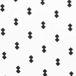 Motif / Pattern - losange - géométrique - noir et blanc