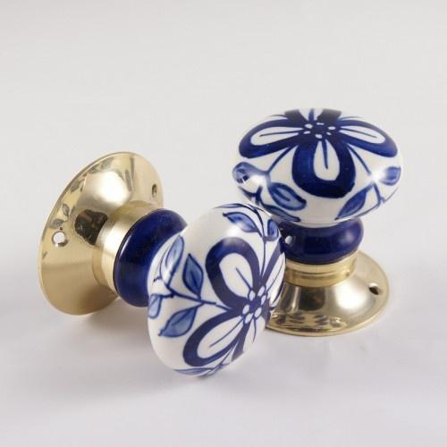 Ceramic Door Knobs & 124 best Door knobs images on Pinterest | Ceramic door knobs ... pezcame.com