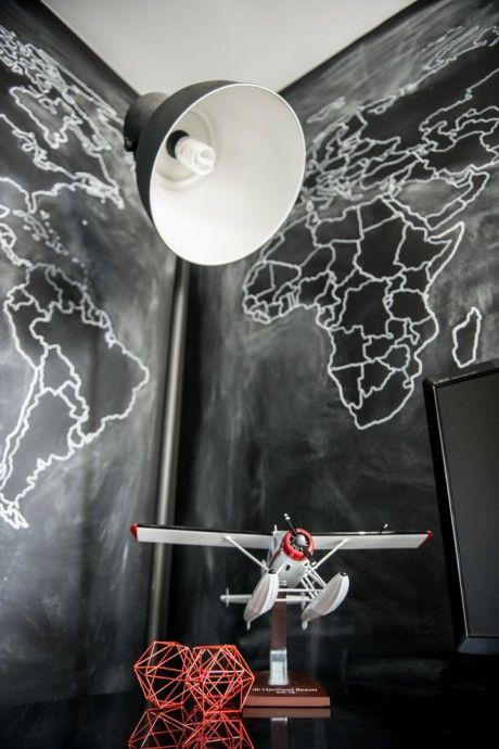 Industrial Condo Loft by LUX Design | HomeAdore