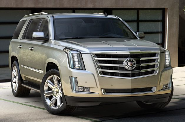 Report: Cadillac may add large crossover to Escalade family