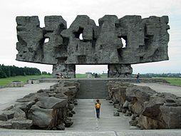 Majdanek National Museum.  Lublin, Poland