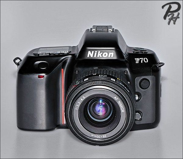 Nikon F70 Camera http://www.photographic-hardware.info