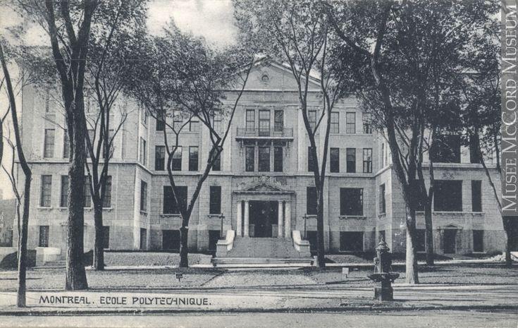 EPM 228 Saint-Denis - École polytechnique de Montréal — Wikipédia