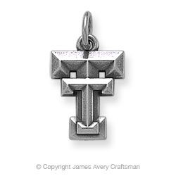 Texas Tech Charm from James Avery
