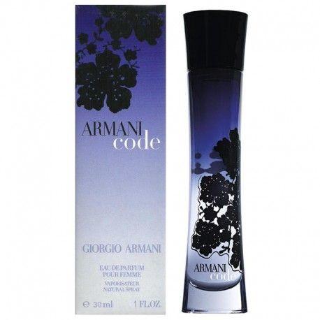#perfume para mujer Giorgio Armani Code de #GiorgioArmani  https://perfumesana.com/giorgio-armani-marca/1187-giorgio-armani-armani-code-pour-femme-edp-30-ml-spray-3360375004049.html
