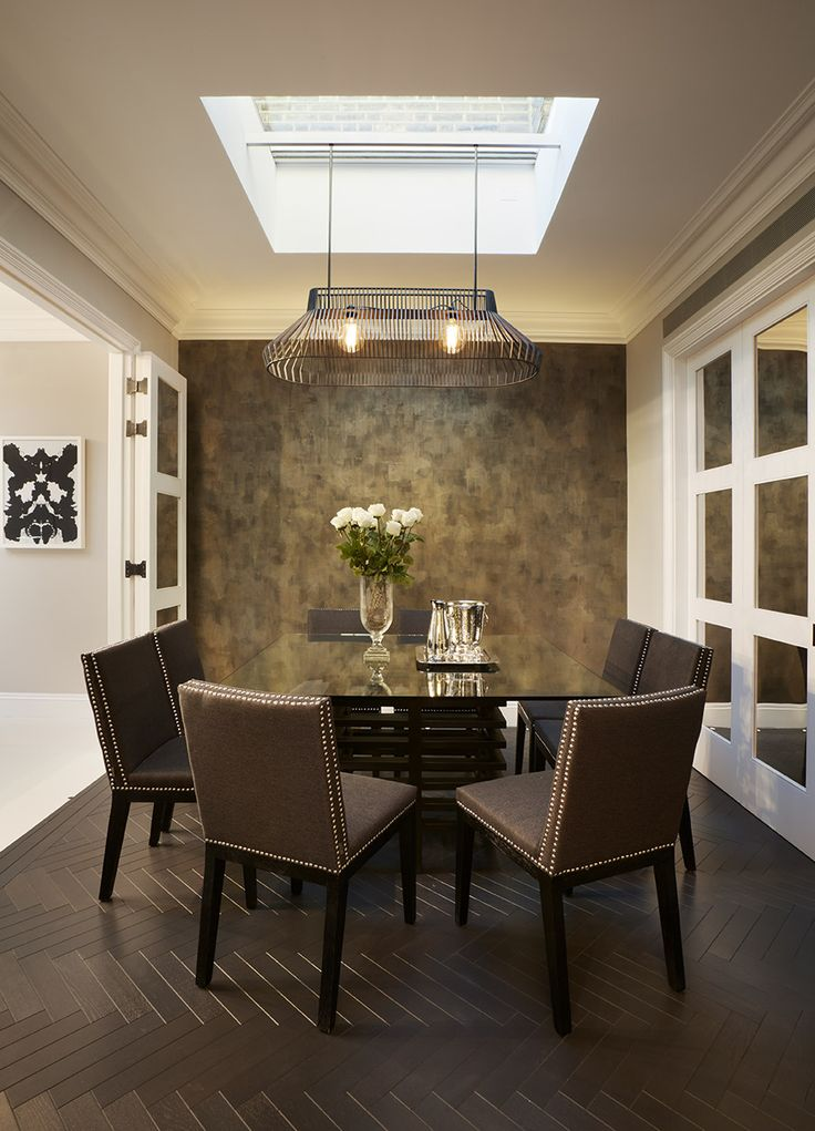Custom #Oast pendant, finished in grey to complement Tyler Mandic's interior