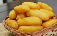 Muchines de Yuca - Tipical Ecuador Food - Receta Ecuatoriana