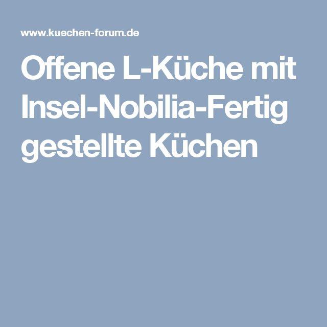 The 25+ best ideas about Nobilia Küchen Einrichtung on Pinterest