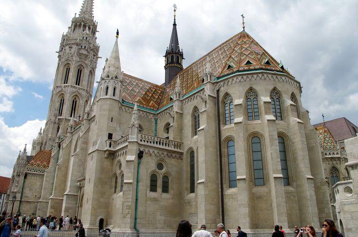 Fotos de: Hungria - Budapest - Templo Matías