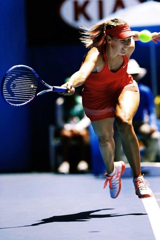 Maria Sharapova #Australian Open 2015