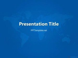 Free Facebook PPT Template