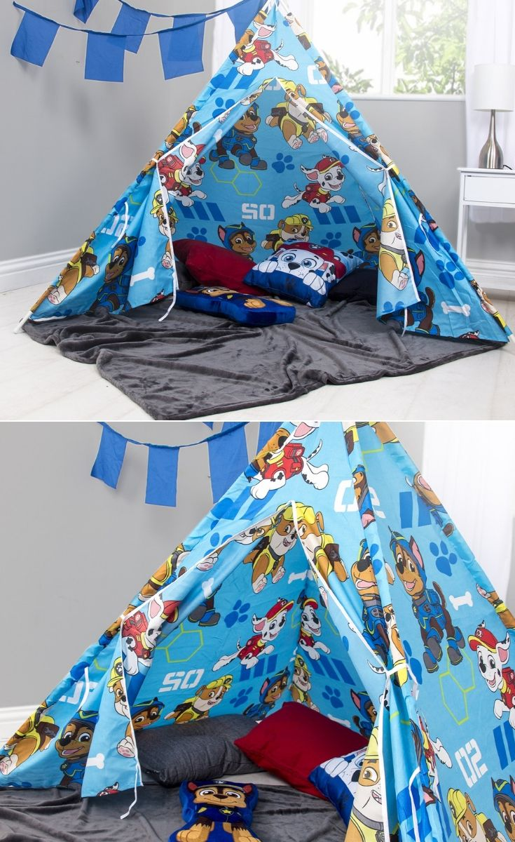online store fc500 07d80 $25 Off Paw Patrol Teepee @ Deals Direct | Paw Patrol | Paw ...