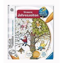 Ravensburger - tiptoi Buch: Wieso Weshalb Warum? - Unsere Jahreszeiten
